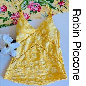 Robin Piccone Sadie Floral Tankini Tank Top